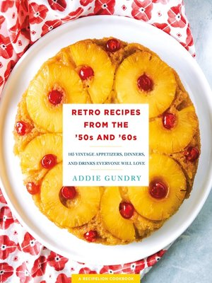 cover image of Retro Recipes from the '50s and '60s