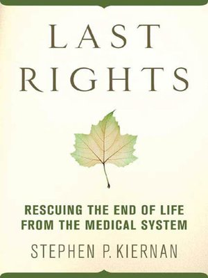 cover image of Last Rights