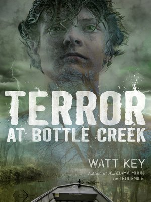 cover image of Terror at Bottle Creek