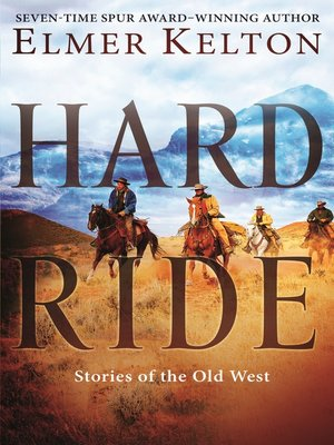 cover image of Hard Ride