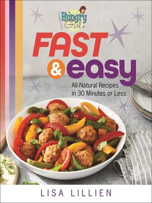 cover image of Hungry Girl Fast & Easy