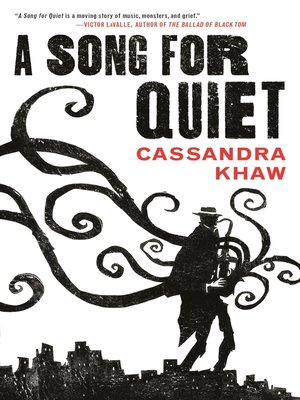 cover image of A Song for Quiet