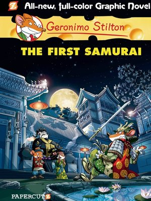 cover image of The First Samurai