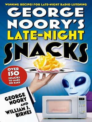 cover image of George Noory's Late-Night Snacks