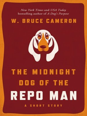 cover image of The Midnight Dog of the Repo Man