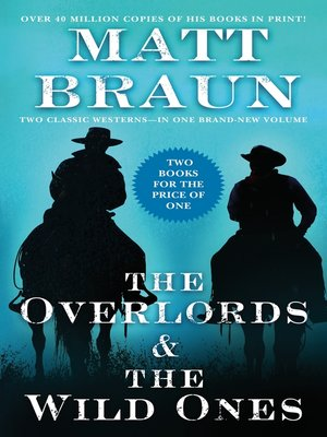 cover image of The Overlords and the Wild Ones