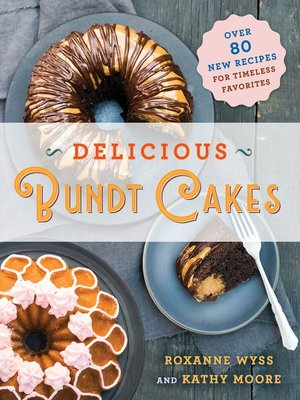 cover image of Delicious Bundt Cakes