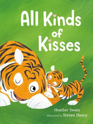 cover image of All Kinds of Kisses