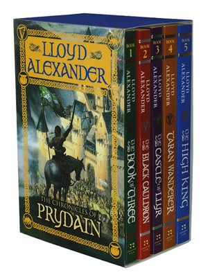 the chronicles of prydain epub
