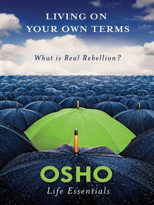 cover image of Living on Your Own Terms