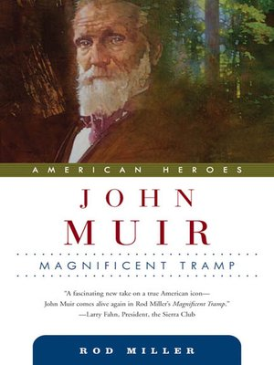 cover image of John Muir--Magnificent Tramp