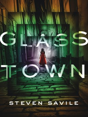 cover image of Glass Town
