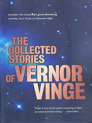 cover image of The Collected Stories of Vernor Vinge