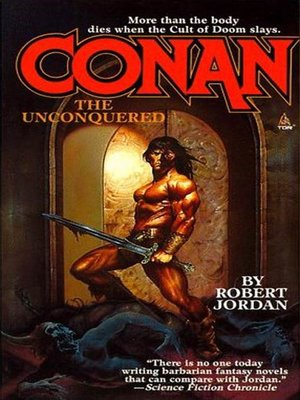 cover image of Conan the Unconquered