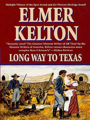 cover image of Long Way to Texas