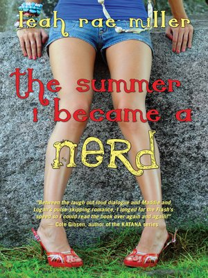 cover image of The Summer I Became a Nerd