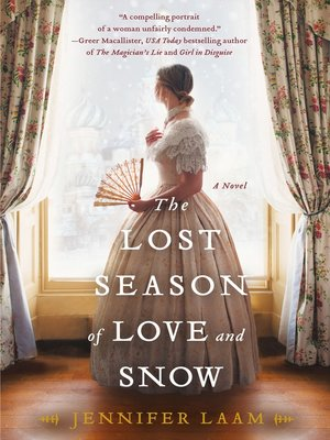cover image of The Lost Season of Love and Snow