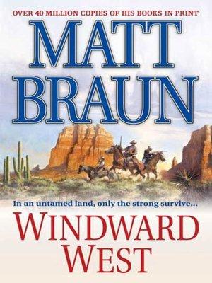 cover image of Windward West