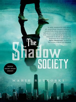 cover image of The Shadow Society
