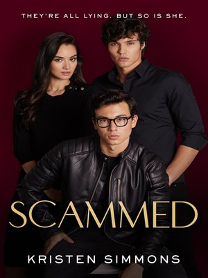 cover image of Scammed