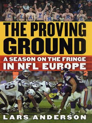 cover image of The Proving Ground