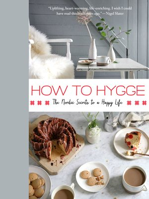 cover image of How to Hygge