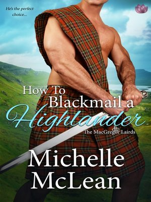 cover image of How to Blackmail a Highlander