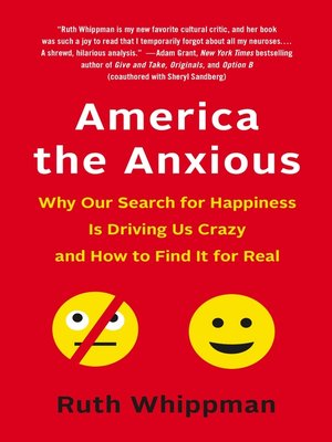 cover image of America the Anxious