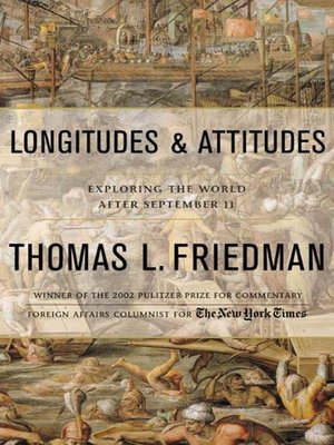 cover image of Longitudes and Attitudes