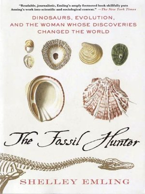 cover image of The Fossil Hunter