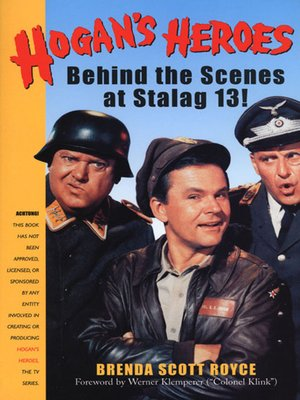 cover image of Hogan's Heroes