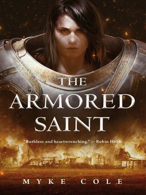 cover image of The Armored Saint