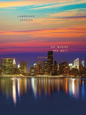 cover image of So Where Are We?