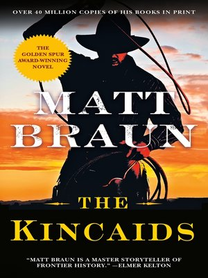 cover image of The Kincaids