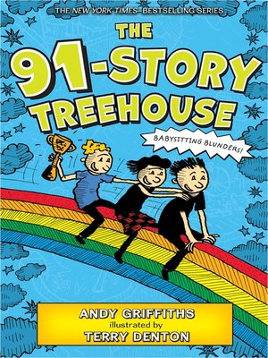cover image of The 91-Story Treehouse