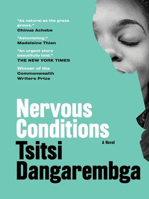 cover image of Nervous Conditions