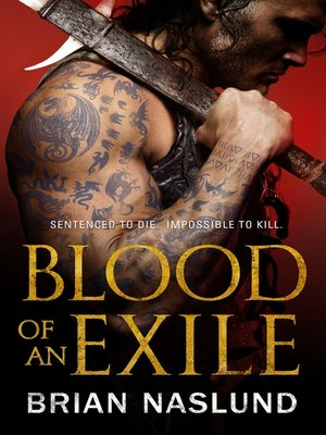 cover image of Blood of an Exile