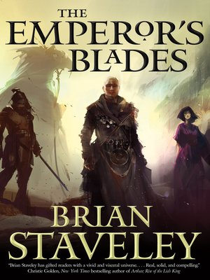cover image of The Emperor's Blades