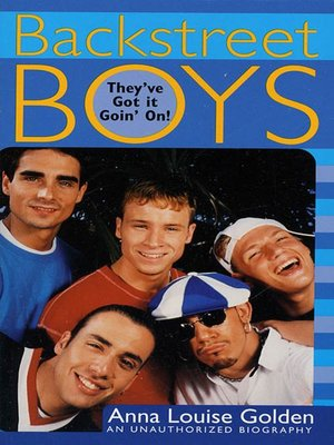 cover image of Backstreet Boys