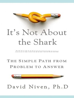 cover image of It's Not About the Shark