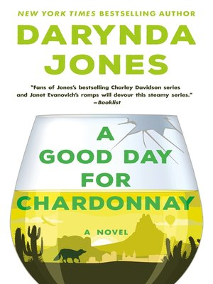 cover image of A Good Day for Chardonnay