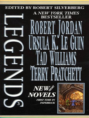 cover image of Legends-Volume 3 Stories by the Masters of Modern Fantasy