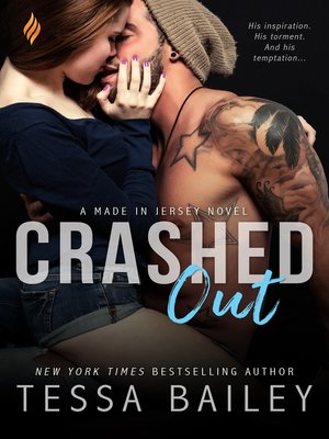 cover image of Crashed Out