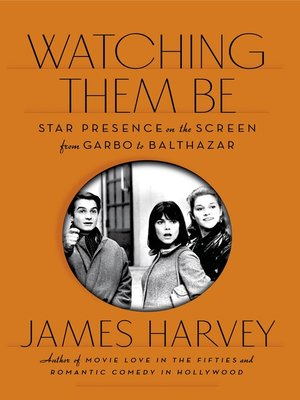 cover image of Watching Them Be