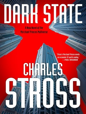 cover image of Dark State--A Novel of the Merchant Princes Multiverse (Empire Games, Book II)