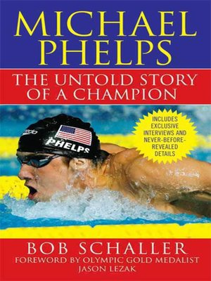 cover image of Michael Phelps