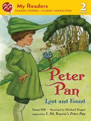 cover image of Peter Pan (My Readers Level 2)