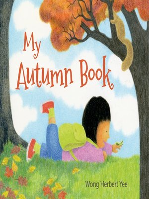 cover image of My Autumn Book