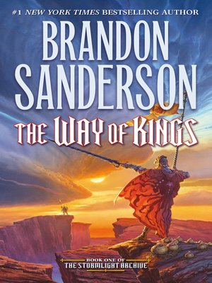 cover image of The Way of Kings