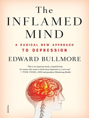 cover image of The Inflamed Mind